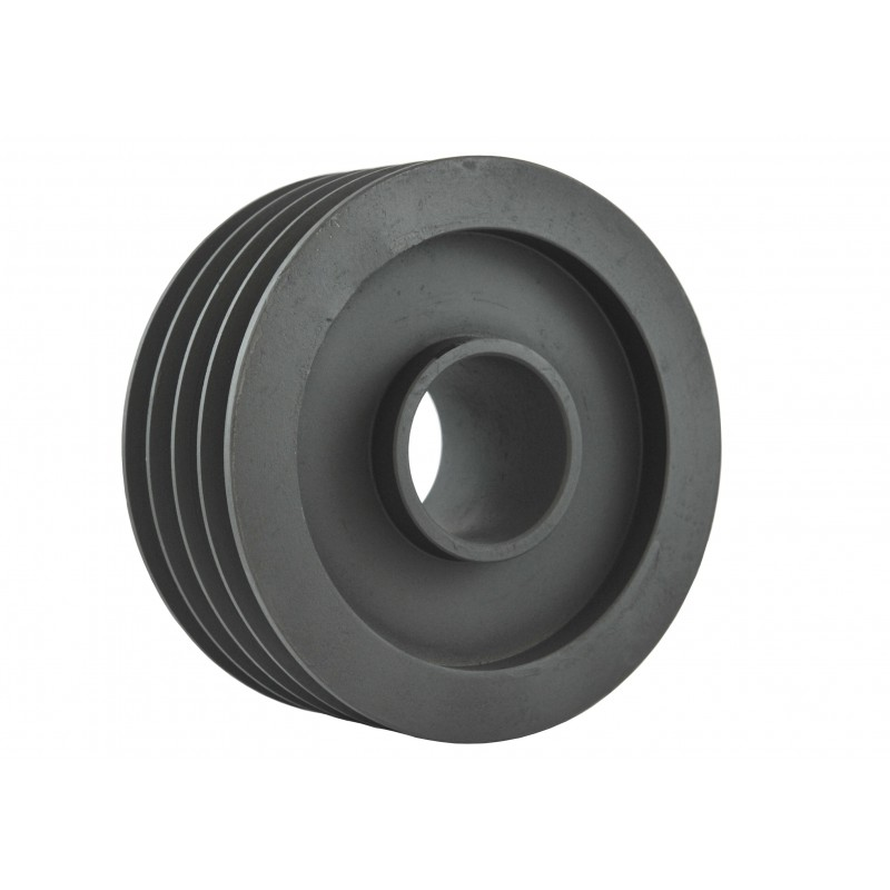 Pulley 155 x 50 x 65 mm for 4 A13 belts for flail mower