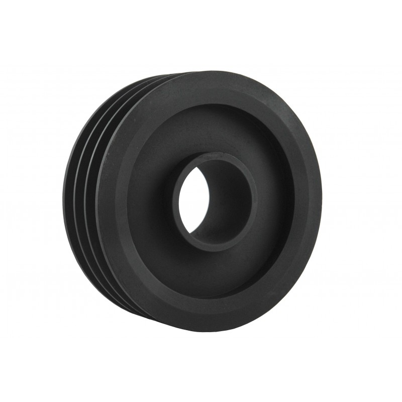 Pulley 155 x 50 x 50 mm for 3 belts A13 for flail mower