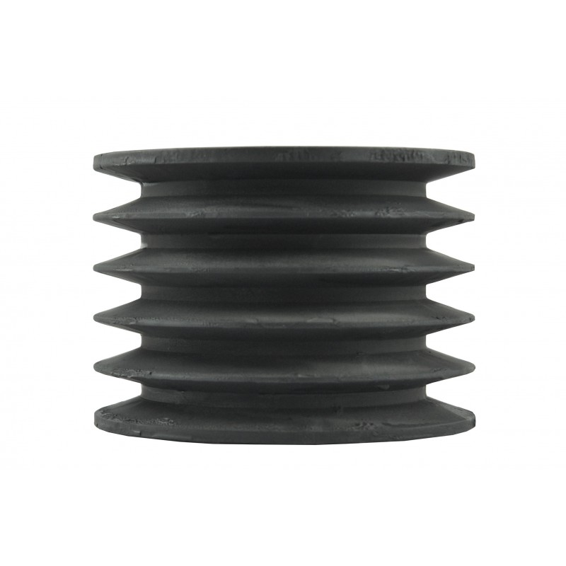 Pulley 126 x 70 x 90 mm for 5 belts A14, B14 for WC8 chipper