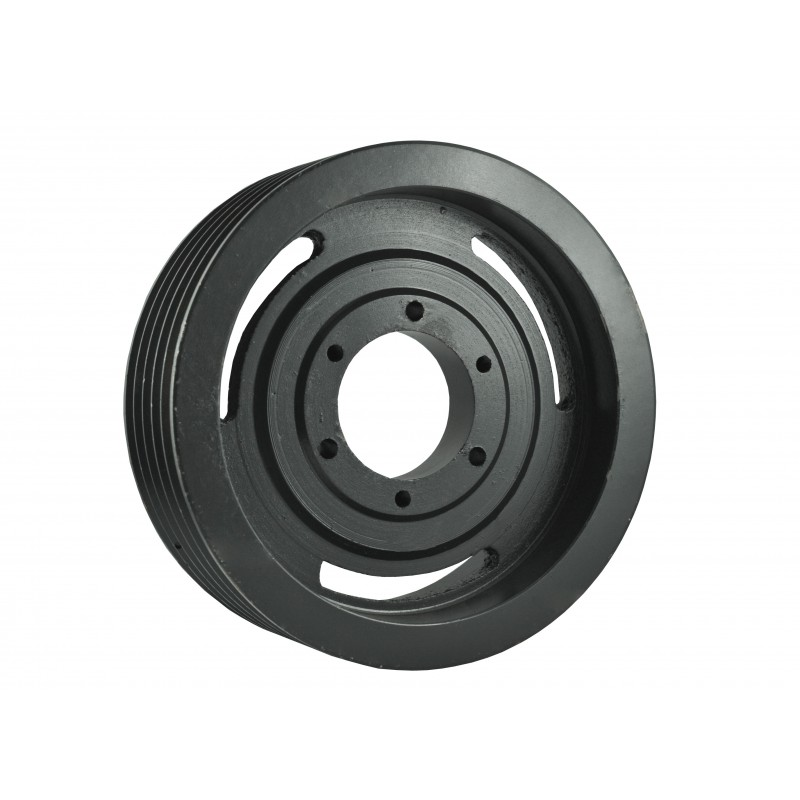 Pulley 268 x 78 x 90 mm for 5 belts A14, B14 for WC8 chipper