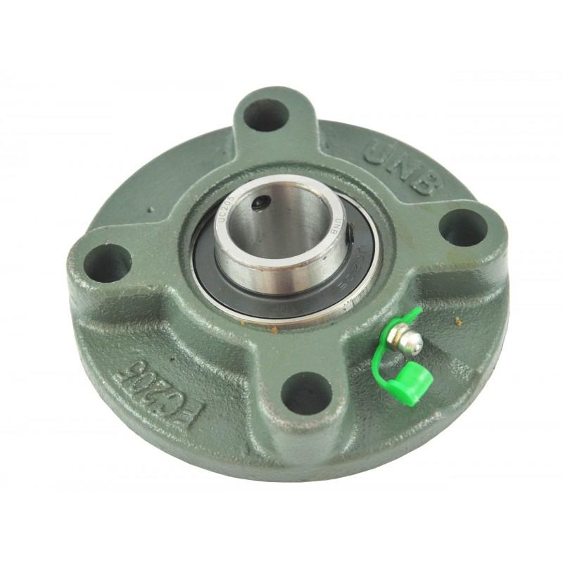 UC205 bearing, UNB self-aligning with housing 25x52x34x17 mm, UCFC205