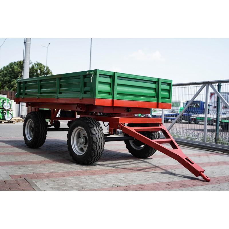 2-nápravový poľnohospodársky príves, 3T, 7CX-3S, 3100 x 1600 x 400 mm