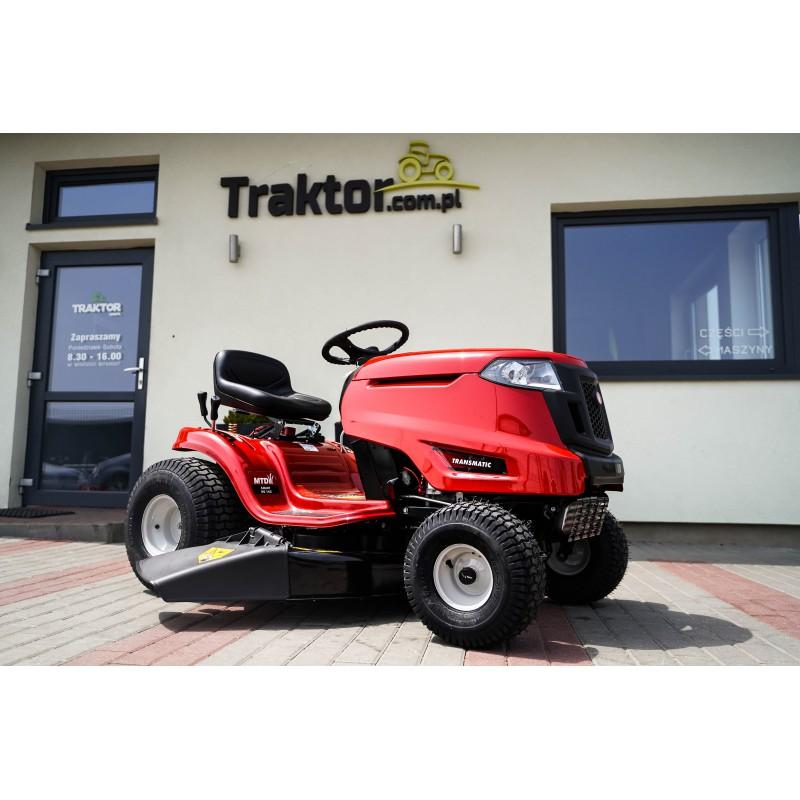 Garden tractor with side discharge MTD SMART RG 145