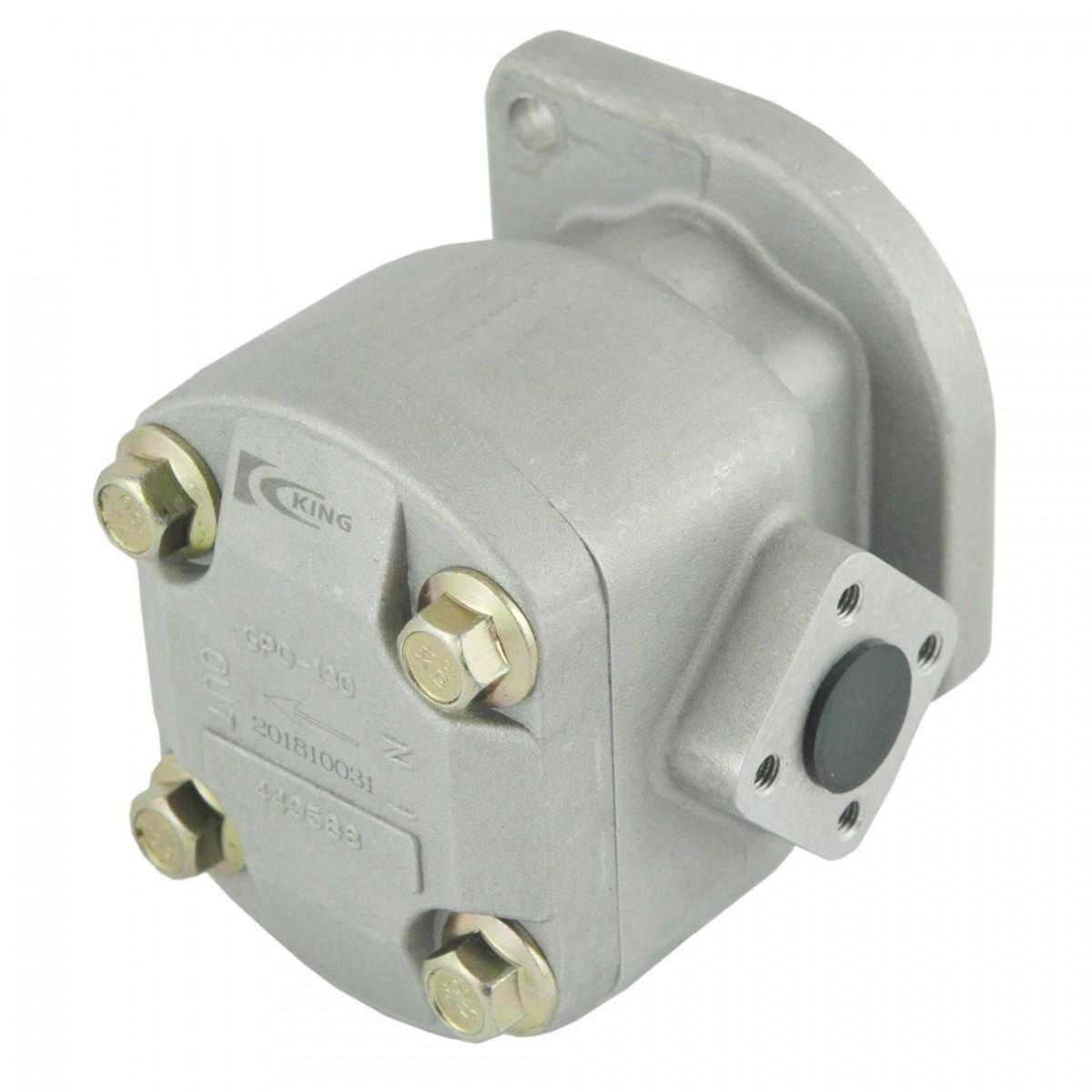Гидравлический насос ГПО-130 Kubota ZB1902 L1802, L2202, L2002