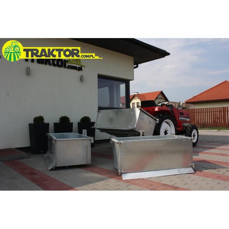 Skrzynia transportowa 140 cm