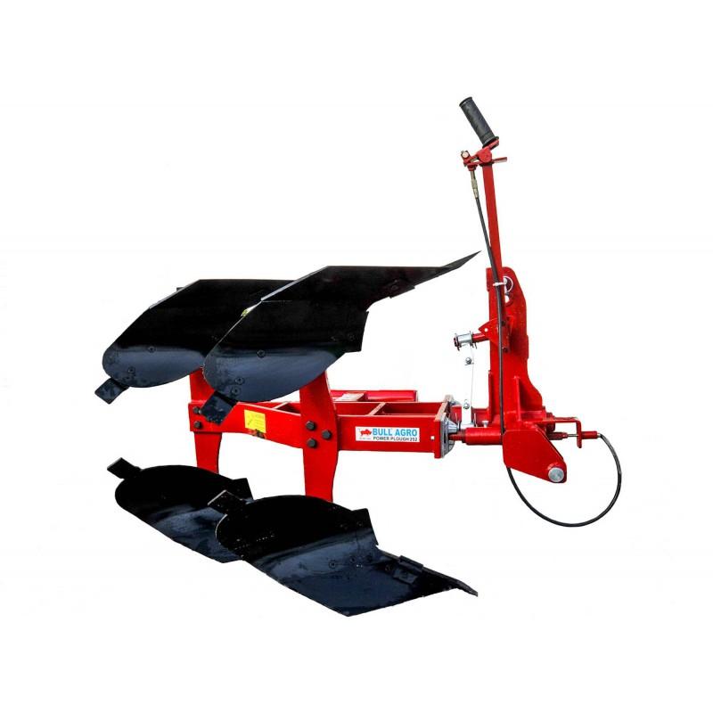 Dreh-Doppeltrommelpflug VST-RP2