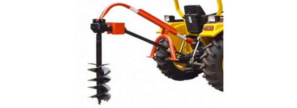Earth drilling rigs -  borers
