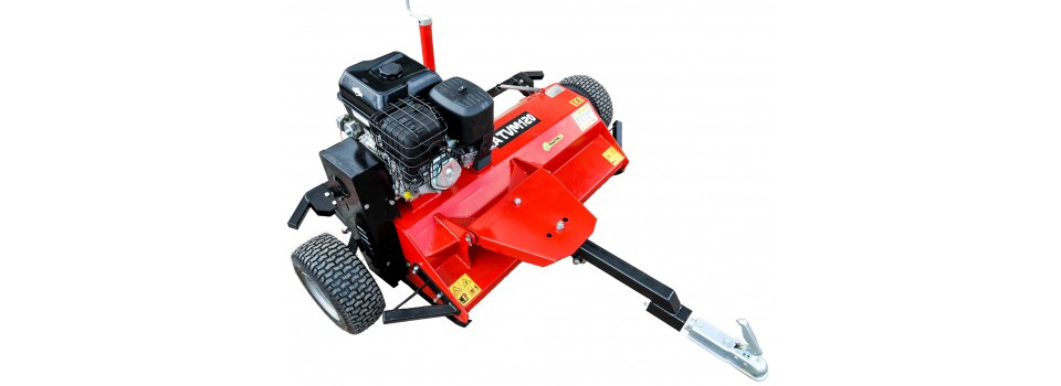 Petrol Mowers to ATV