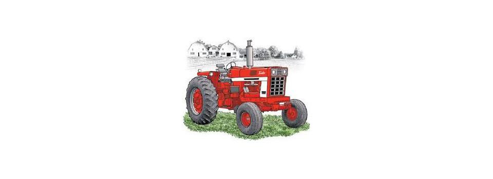 Części używane do mini ciągników japońskic - traktor.com.pl