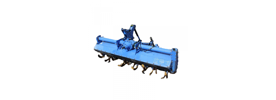 Used rotary tillers