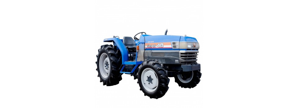Used Iseki tractors