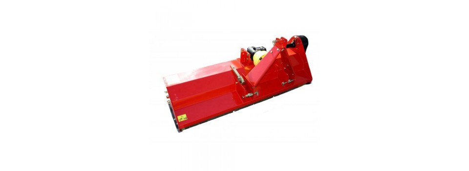 Parts for flail mowers type EFG - medium.