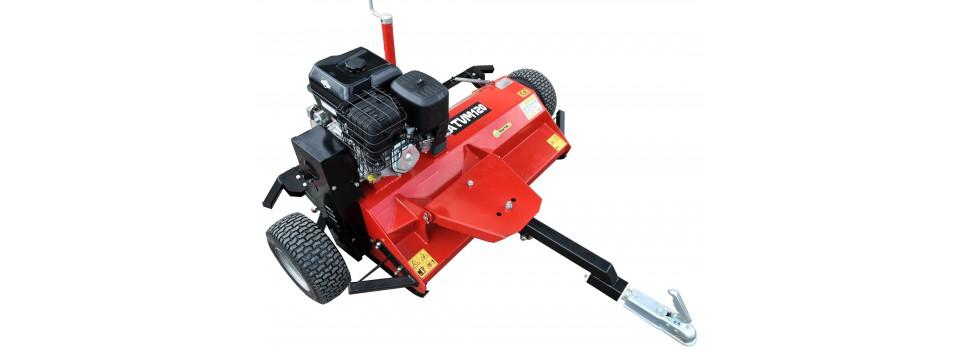 ATV mower parts