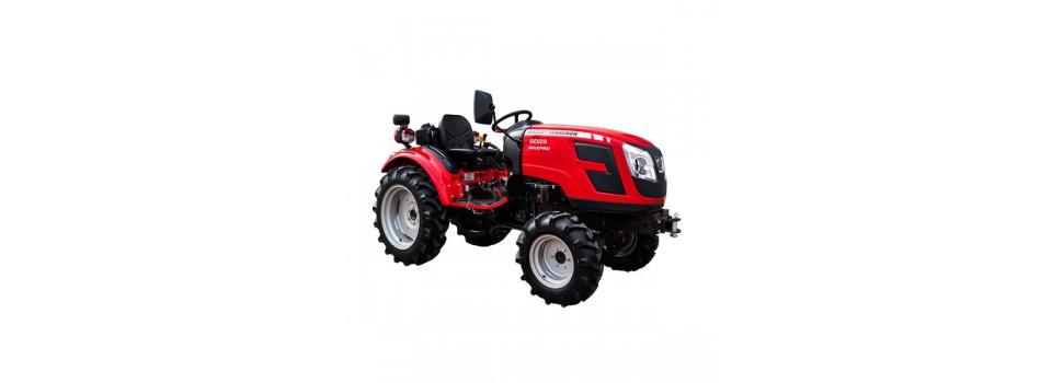 Massey Ferguson - Compact tractors