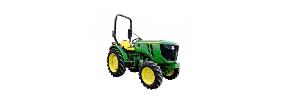 John Deere - Compact tractors
