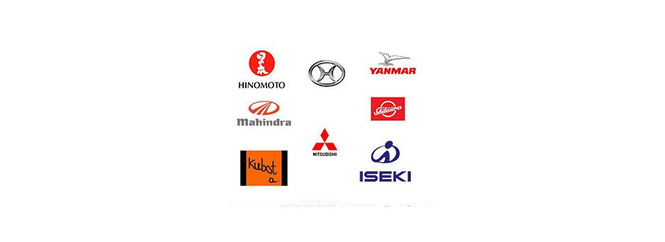 Parts by brand