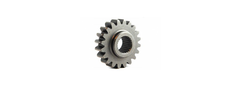 Parts for separating rotary tillers - SB model.