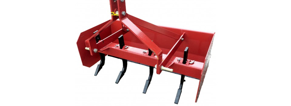 Grader- Landmaschinen - Oberflächennivellierung