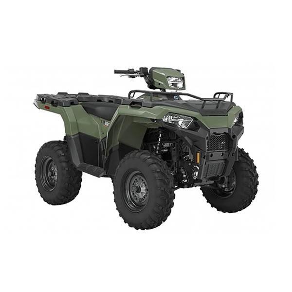 ATV machines