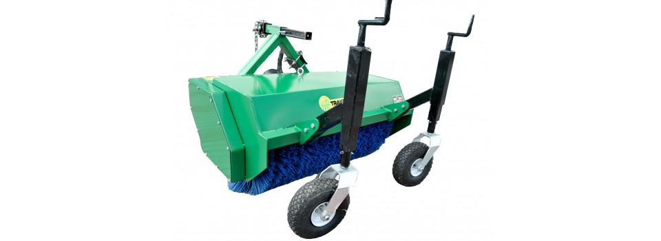 Straßenkehrer - traktor.com.pl