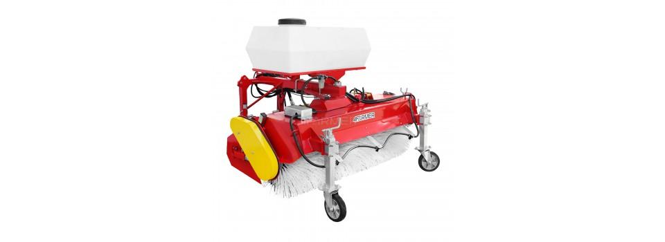 Zamiatarki uliczne - traktor.com.pl