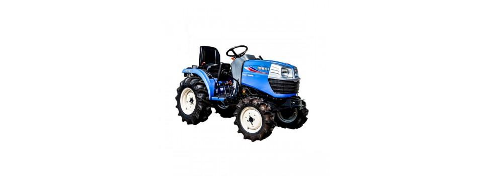 Iseki - małe traktorki rolnicze