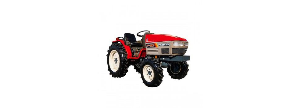 Yanmar - landwirtschaftliche Zugmaschinen