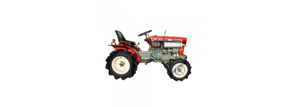 Parts for Japanese mini tractors