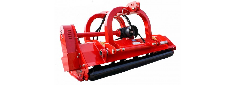 Spare parts for flail mowers